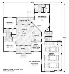 Stunning 1800 Square Foot House Plans Photos by Traditional Style House Plan 4 Beds 3 Baths 1800 Sq Ft