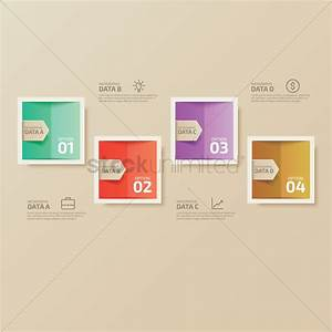 Infographic design elements Vector Image - 1613085 ...