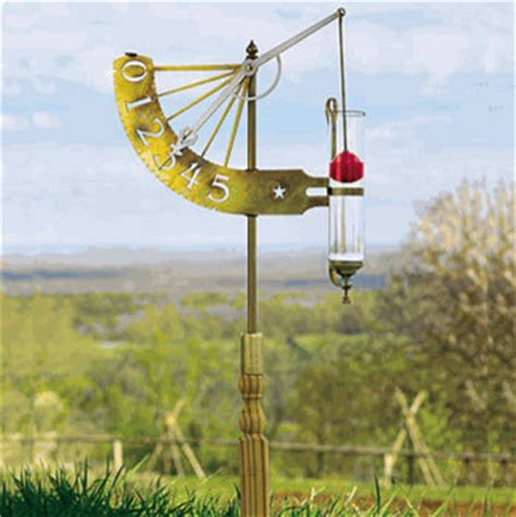 Decorative Outdoor Gauges by Traditional Outdoor Decor By Monticello