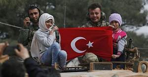 Turkey troops drive out their Syrian rebel allies from ...