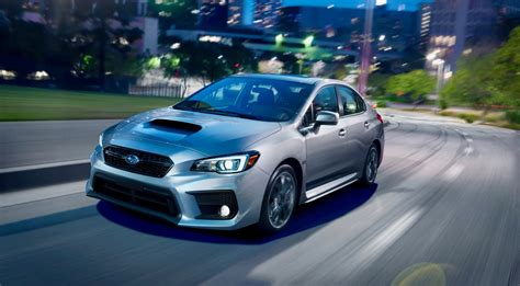 subaru wrx  wrx sti seriesgray editions announced