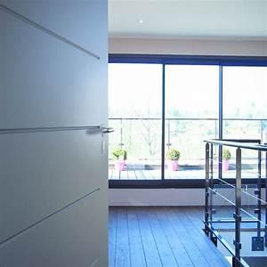 blocs portes d39entree a parements rainures habitat With porte d entrée malerba