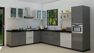 15 L Shaped Kitchen Design Ideas - Homes Innovator