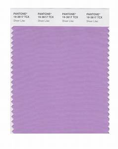 BUY Pantone Smart Swatch 16-3617 Sheer Lilac
