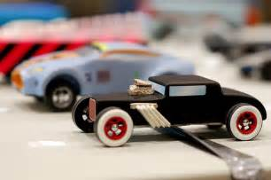 Hot Rod Pinewood Derby Cars
