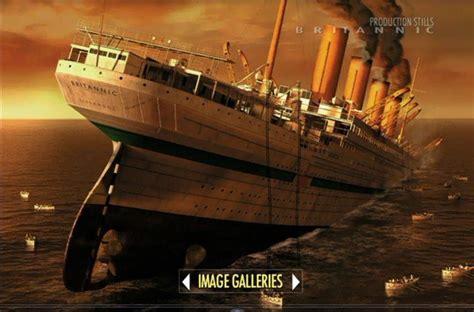 sinking of the hmhs britannic hmhs britannic 2000 britannic sank and sinking