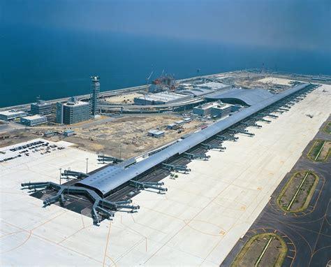 kansai airport sinking 2015 as obras de renzo piano da line arquitetura