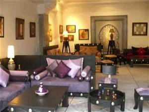 Salon Marocaine Moderne Salon Marocain Lyon Pour Décoration Orientale