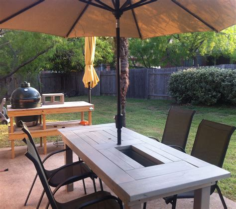 Patio Table by White Patio Table With Built In Wine Coolers
