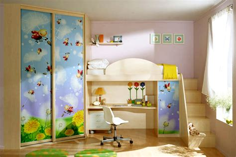 Interior Of Kid's Bedrooms  Home Reviews