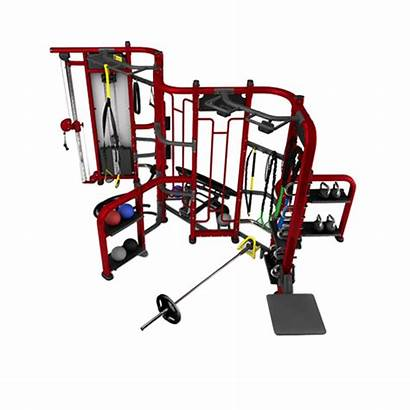 360 Crossfit Multi Functional Trainer Equipment Fitness