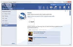 "Microsoft releases ""Fishbowl"" Facebook Windows 7 application"