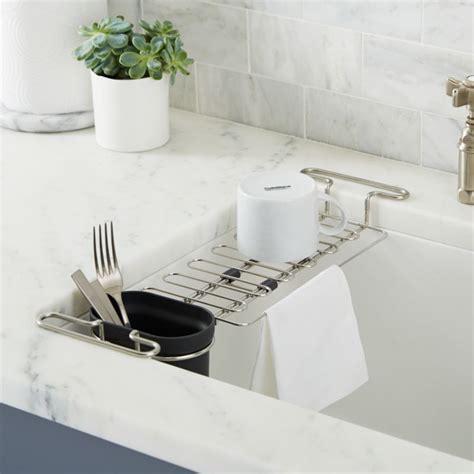 Kohler Sink Utility Rack + Reviews | Crate and Barrel