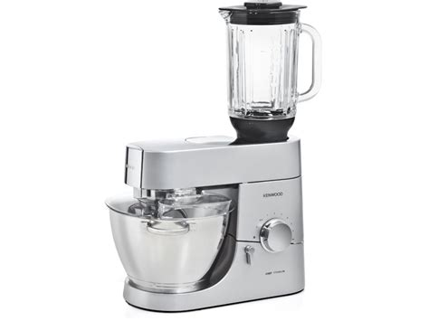 kenwood cuisine mixer blender en verre thermoresist at358 pour cooking chef