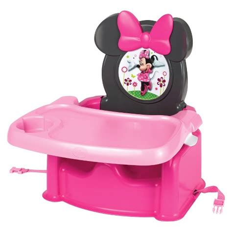 the years disney baby minnie mouse booster seat target