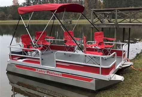 Mini Pontoon Boat Manufacturers by Laker 712 Mini Pontoon