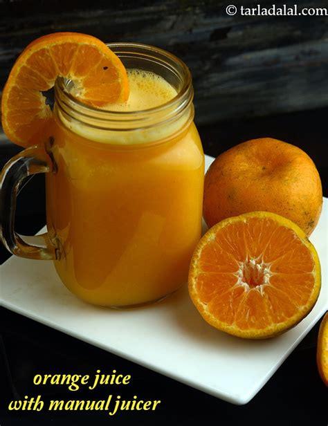 juice orange calories blender mixer juicer tarladalal
