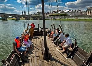 La Loire En Bateau : d couverte de la loire en bateau traditionnel le loir et cher en val de loire ~ Medecine-chirurgie-esthetiques.com Avis de Voitures