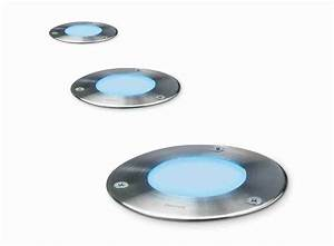 Led light design best outdoor recessed lighting