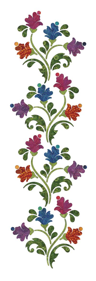 Leaf Applique by Leaf Applique Pattern Search Telas Broderie