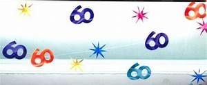 Deko Zum 60 Geburtstag : ballonsupermarkt geburtstag string deko 60 geburtstag 60 besondere ~ Yasmunasinghe.com Haus und Dekorationen