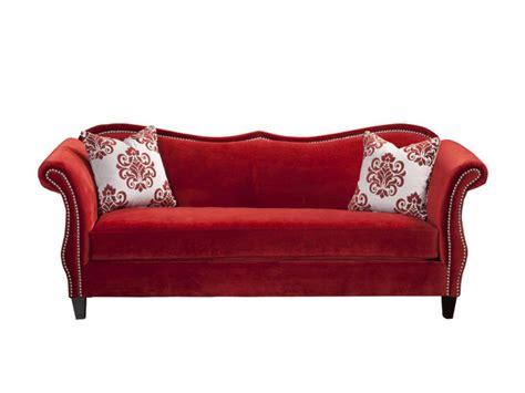 Sofa Rot Samt by Velvet Sofas Epic Velvet 79 About Remodel