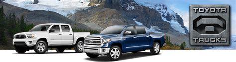 Acton Toyota by Toyota Tacoma Tundra Truck Center Acton Toyota Of Littleton