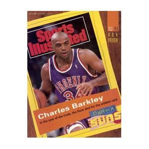 The following is a list of players, both past and current, who have appeared in at least one regular season or playoff game for the phoenix suns nba franchise. Phoenix Suns Charles Barkley, 1992-93 Nba Preview Issue Sports Illustrated Cover by Sports ...