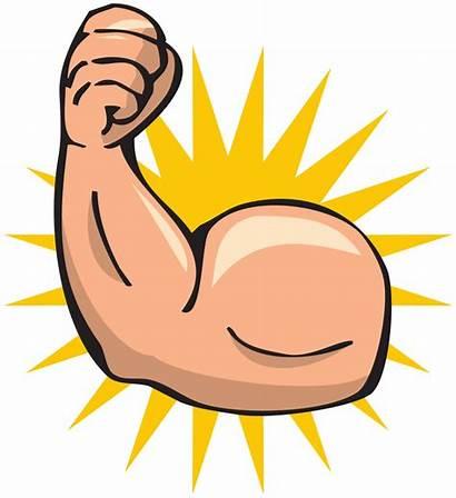 Strong Arm Clip Onlinelabels Svg