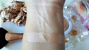 You Glow Girl Highlighter by JCat Beauty Twilight Review ...