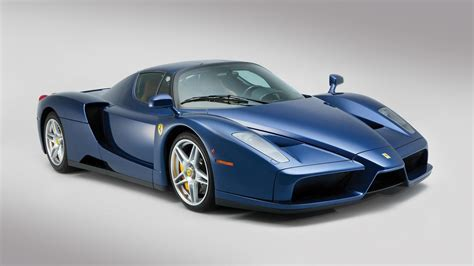 Car Wallpapers Hd Enzo For Sale by Beautiful Blue Enzo Sells For 2 4m At Auction