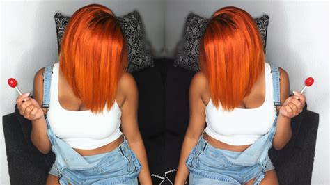 How To Get Orange Hair Easy!
