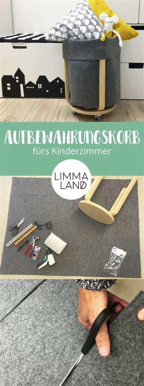 Ikea Utensilo Kinderzimmer by Ikea Hack Filz Utensilo Basteln Statt N 228 Hen Mit Dem