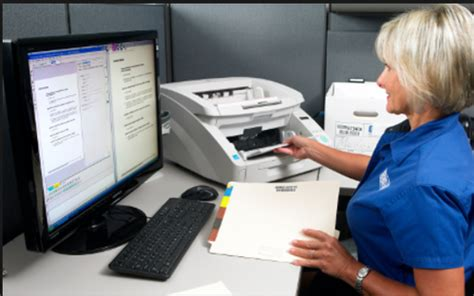 document scanning service digitize pages