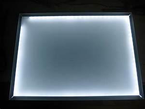 Led Bild Selber Machen : leuchttisch selber bauen ~ Bigdaddyawards.com Haus und Dekorationen