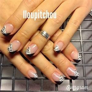 Modele Ongle Gel : model ongle en gel leopard ~ Louise-bijoux.com Idées de Décoration