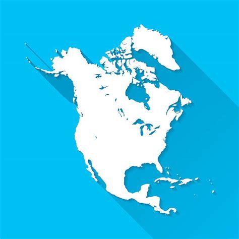 North America Map Svg  – 356+ SVG Cut File