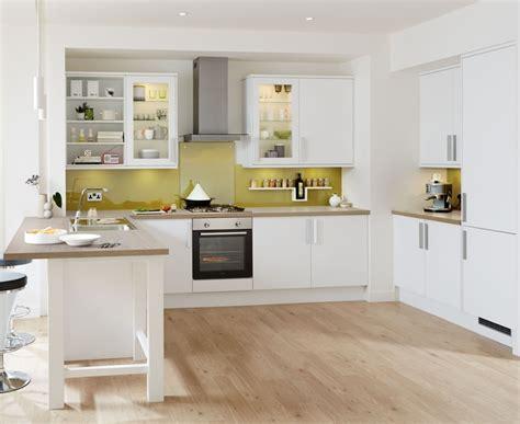 how to make kitchen design stockbridge matt white kitchen range universal 7281