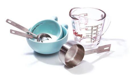 unité de mesure cuisine équivalences beurre ou graisse volume