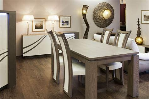 table cuisine moderne design meubles de salle à manger style contemporain moyenne gamme en bois meuble et décoration