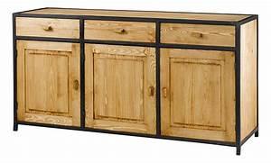 Meuble Bas 3 Portes : sejour le magasin d 39 usine de meubles ~ Teatrodelosmanantiales.com Idées de Décoration