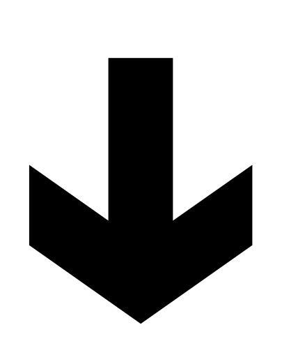 Nach Unten by Pfeil Nach Unten Symbol Kostenlos Miscellany Web Icons