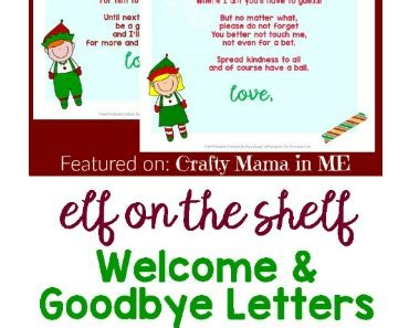printable on the shelf goodbye letter a worthey read on the shelf letters free printables crafty 74985