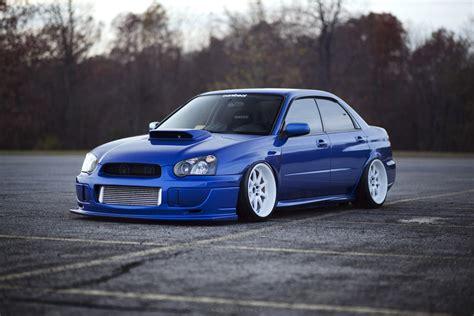 subaru wrx custom blue wallpaper blue sports car subaru impreza wrx sti