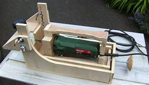 HOMEMADE Festool Domino XL DF 500 style mortising machine