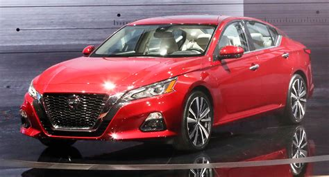 2019 Nissan Altima Revealed, Gets Awd Option And 20l