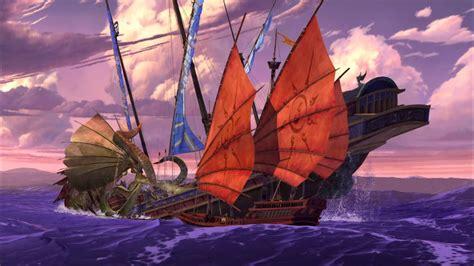 sinbad legend    seas trailer youtube