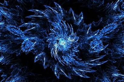 Sapphire Cobalt Electric Indigo Snowflakes Royal Birthstone