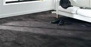 moquette gris anthracite par saint maclou With quelle moquette pour chambre b b