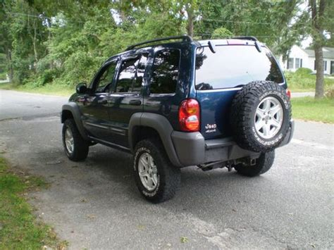 find   jeep liberty sportlifted suspensioncustom